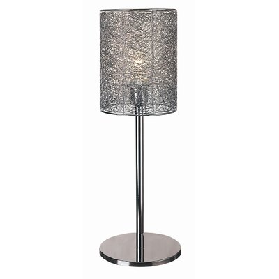 "Trend Lighting Corp. Distratto 22"" H Table Lamp with Drum Shade"