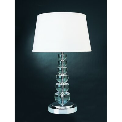 """Trend Lighting Corp. Lune 28"""" H Table Lamp with Empire Shade"""