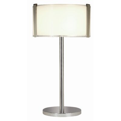 Trend Lighting Corp. Apollo Three Light Table Lamp in Polished Chrome