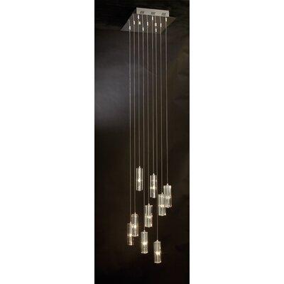 Trend Lighting Corp. Icarus 9 Light Chandelier