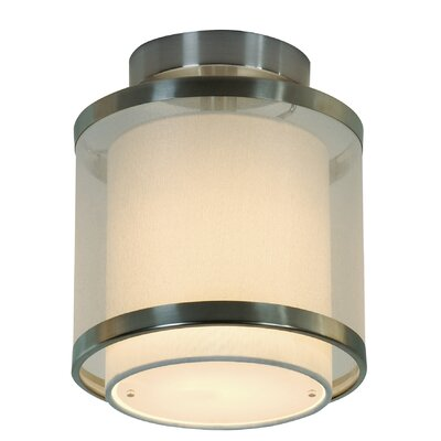 Trend Lighting Corp. Lux 1 Light Semi Flush Mount