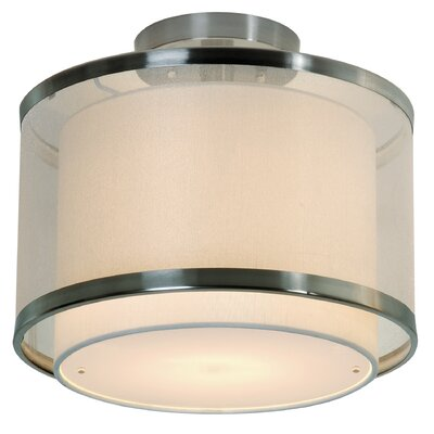 Trend Lighting Corp. Lux Medium Semi Flush Mount