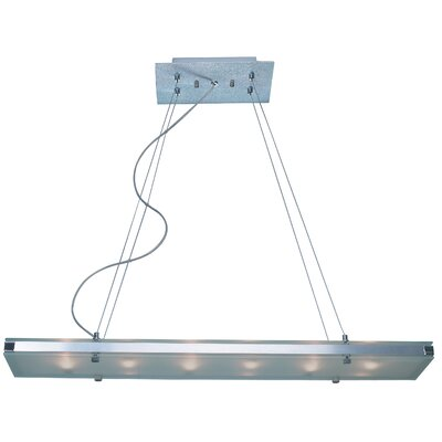 Plano 6 Light Pendant