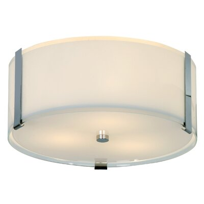 Trend Lighting Corp. Apollo 3 Light Flush Mount