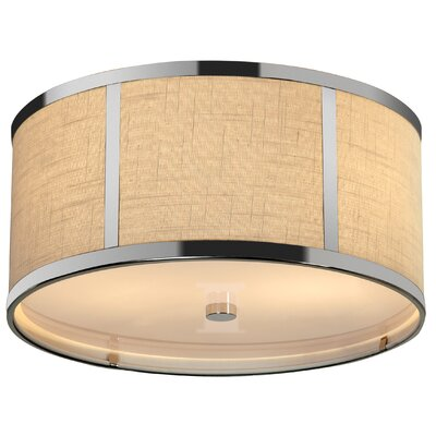 Butler Medium Flush Mount