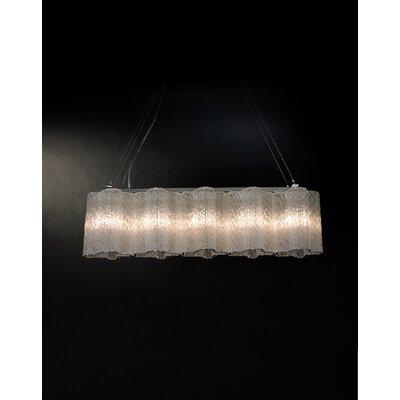 Trend Lighting Corp. Pantages 5 Light Chandelier