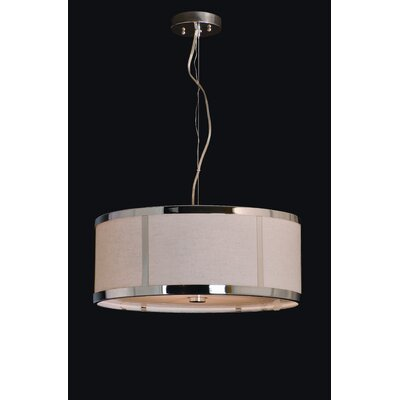 Trend Lighting Corp. Butler Drum Foyer Pendant