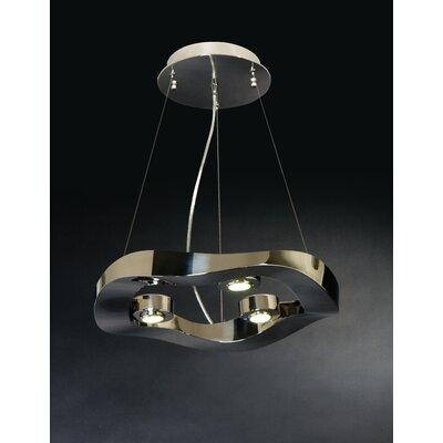 Trend Lighting Corp. Halo 3 Light Small Pendant