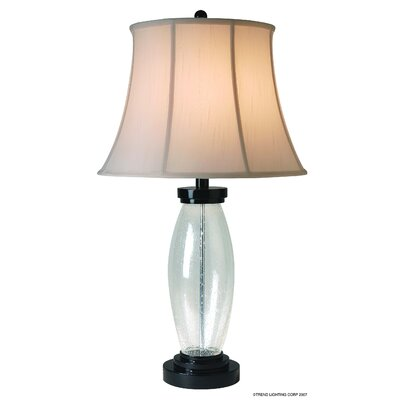 "Trend Lighting Corp. Arcadia 28"" H Table Lamp with Bell Shade"
