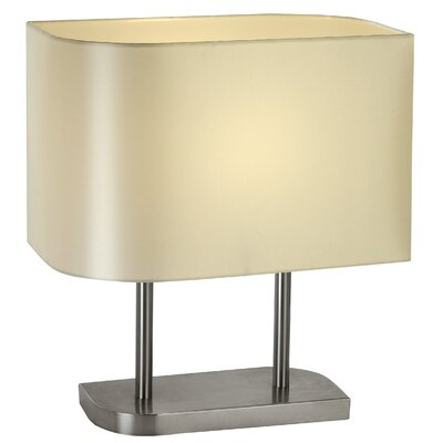 "Trend Lighting Corp. Shift 17"" H Table Lamp with Rectangle Shade"