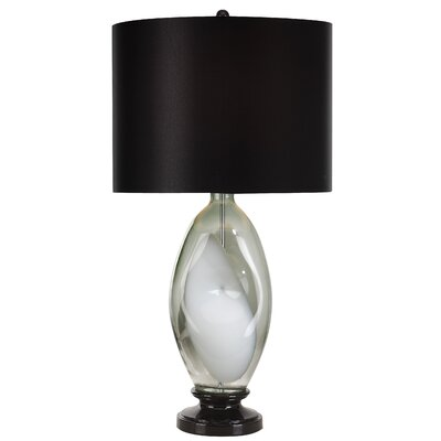 "Trend Lighting Corp. Odin 30.5"" H Table Lamp with Drum Shade"