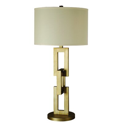 """Trend Lighting Corp. Linque 37"""" H 1 Light Table Lamp"""