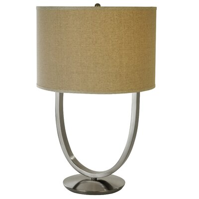 """Trend Lighting Corp. Dawn 30.5"""" H Table Lamp with Oval Shade"""