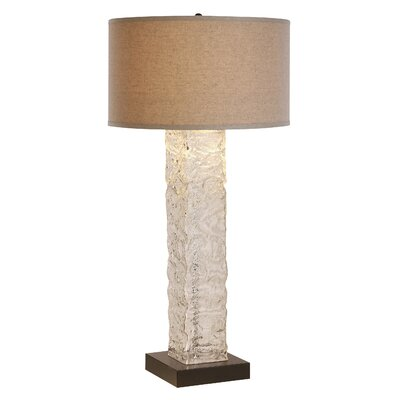 "Trend Lighting Corp. Apex 36.5"" H Table Lamp with Drum Shade"