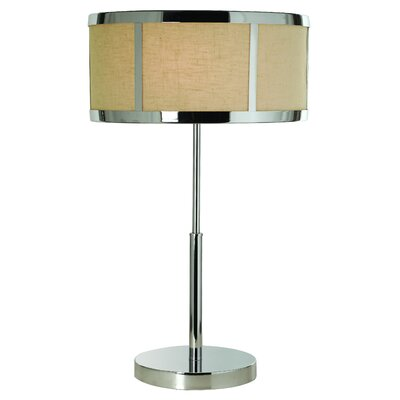 """Trend Lighting Corp. Butler 28"""" H Table Lamp with Drum Shade"""
