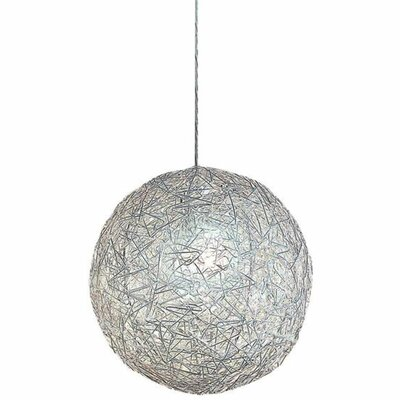 Trend Lighting Corp. Distratto 1 Light Globe Pendant