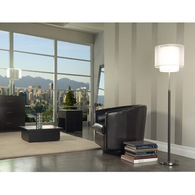 Trend Lighting Corp. Roosevelt 1 Light Floor Lamp