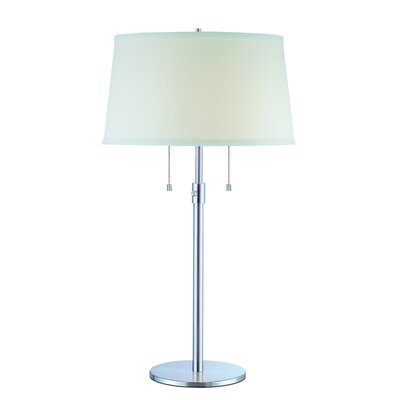 Trend Lighting Corp. Urban Basic 2 Light Club Table Lamp