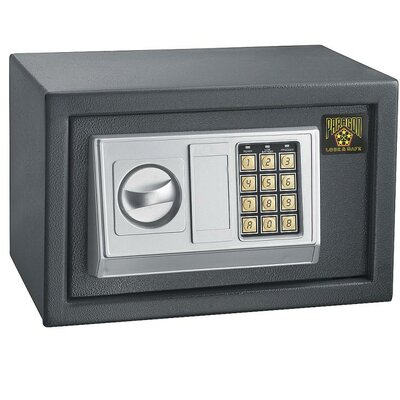 Paragon Safe Quarter Master 7825 Digital Home Office Electronic Lock Depository Security Safe