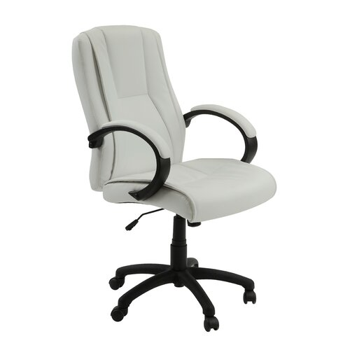 Innovex Sella High-Back Leather Executive Office Chair