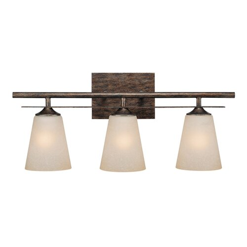 Capital Lighting Soho 3 Light Bath Vanity Light