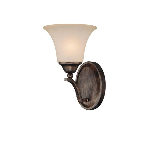 Lustrarte Lighting Rustic D Avo 1 Light Wall Sconce & Reviews Wayfair