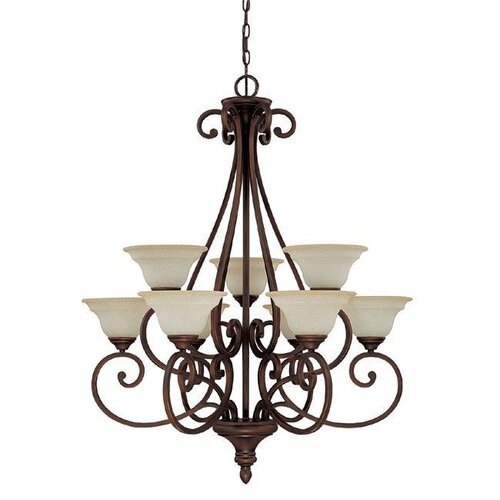Chandler 9 Light Chandelier
