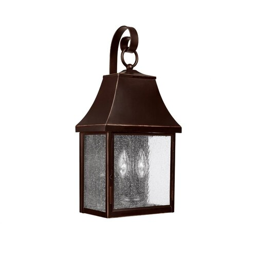 Capital Lighting Collins Hill Outdoor Wall Lantern