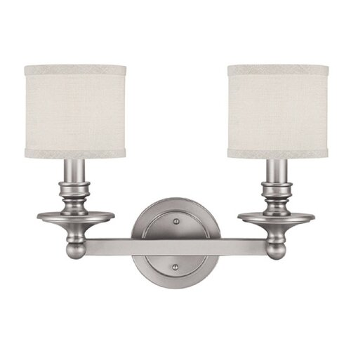 Capital Lighting Midtown 2 Light Bath Vanity Light