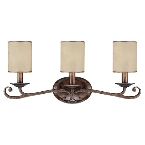 Capital Lighting Reserve 3 Light Bath Vanity Light