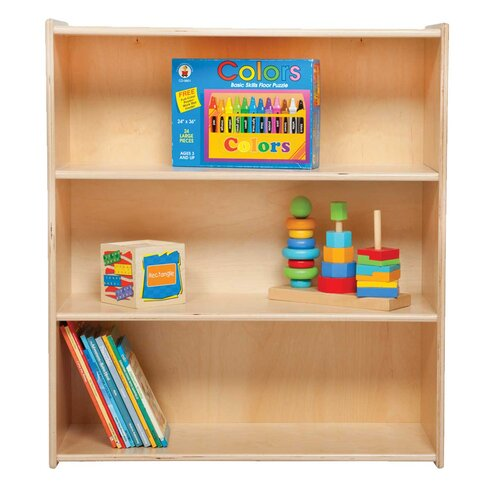 "Contender 33.88"" Book Shelf"