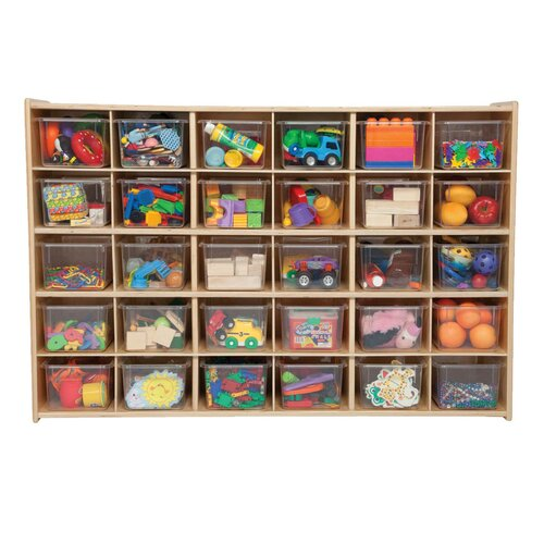 Contender 30 Compartment Cubby