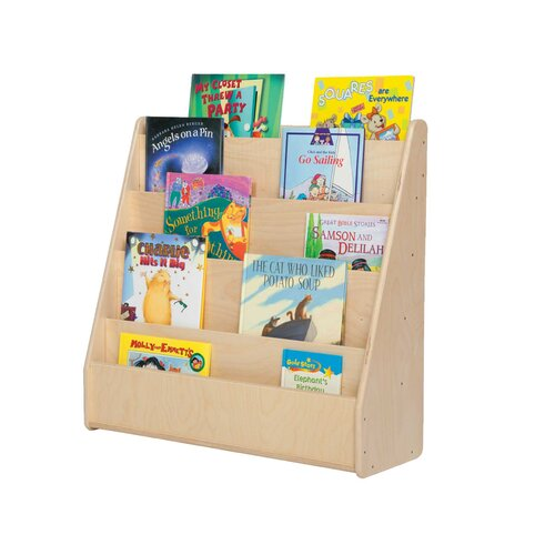 Contender Single Sided Book Display
