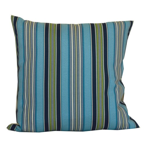Highway Outdoor Square Polyester Decorative Pillow