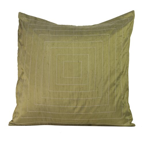 Pyramide Silk Decorative Pillow