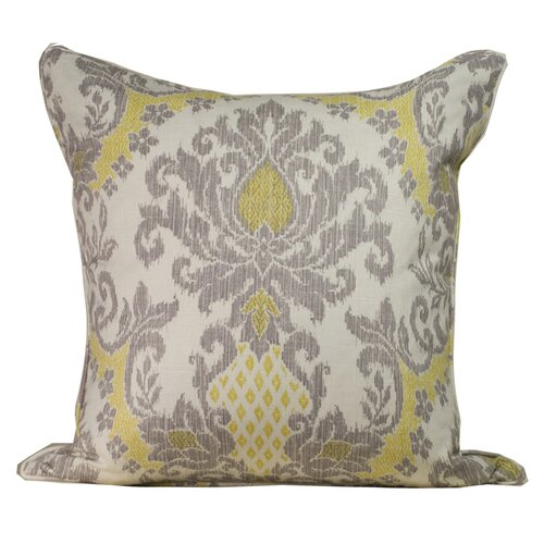 Ikat Linen Decorative Pillow