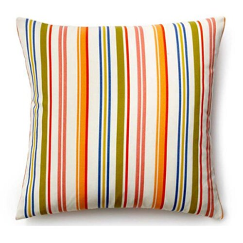Jiti Thin Stripes Outdoor Decorative Pillow