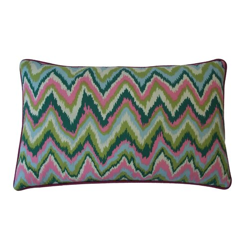 Jiti Ikat Cotton Pillow
