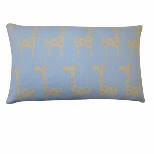 Kids Giraffe Cotton Pillow