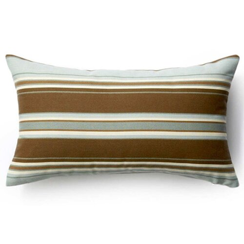 Thick Horizontal Stripes Outdoor Decorative Pillow