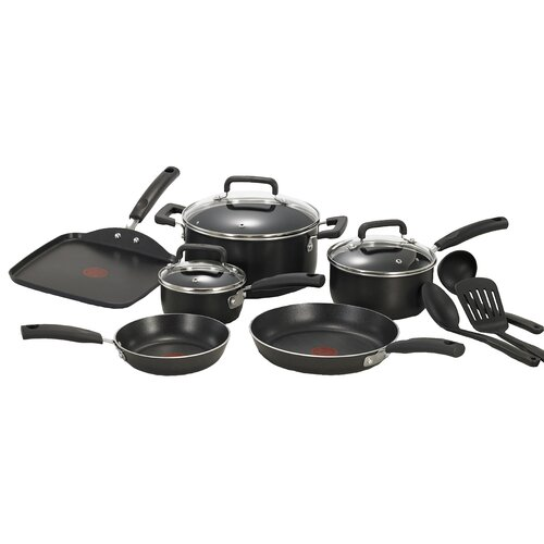 Signature Total Non-Stick 12-Piece Cookware Set
