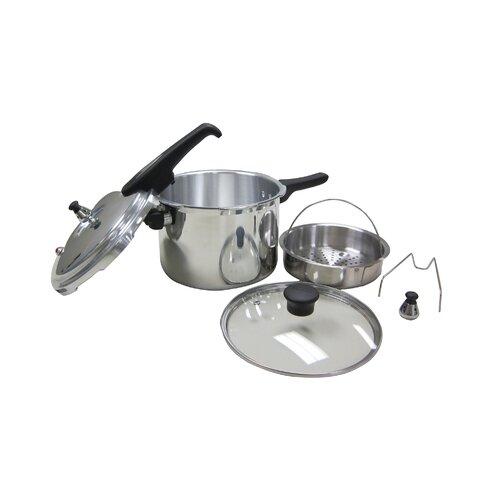 WearEver 6-Quart Pressure Cooker