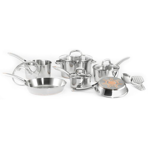 Ultimate 12-Piece Cookware Set