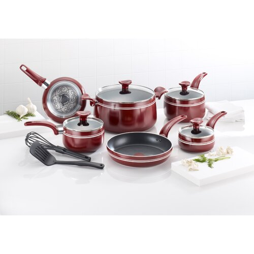 Matisse Hard Anodized 12-Piece Cookware Set