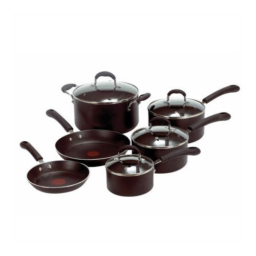 T-fal Professional Stainless Steel 10-Piece Cookware Set
