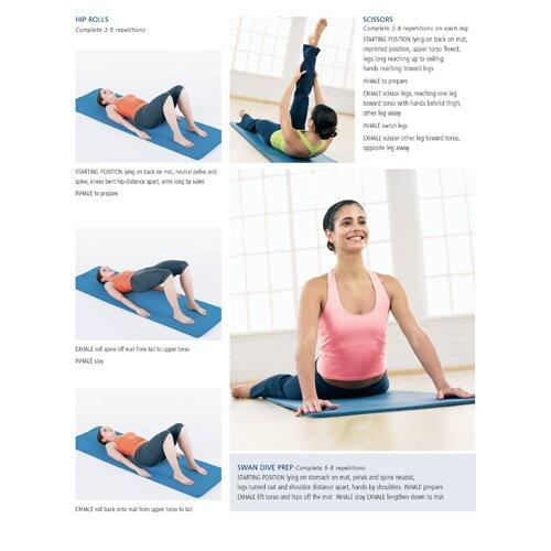 STOTT PILATES Deluxe Pilates Mat