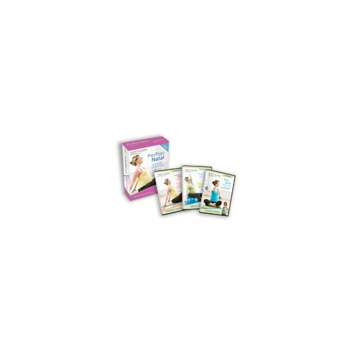 STOTT PILATES Pre / Post-Natal Pilates DVD Set