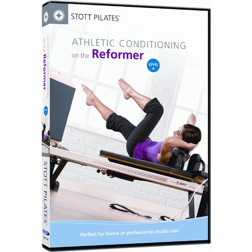 STOTT PILATES Athletic Conditioning on Reformer Level 4