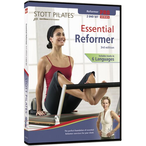 STOTT PILATES 3rd Edition Essential Reformer DVD