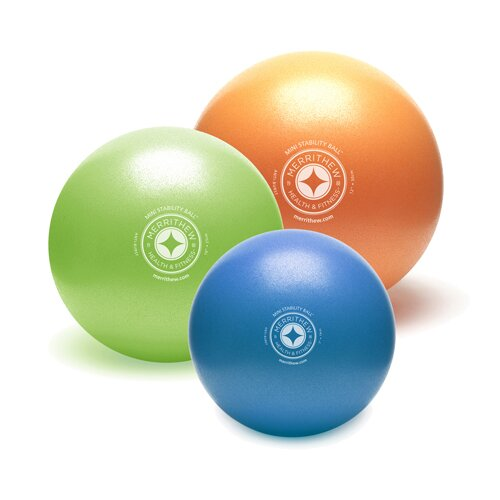 STOTT PILATES Mini Stability Ball Set